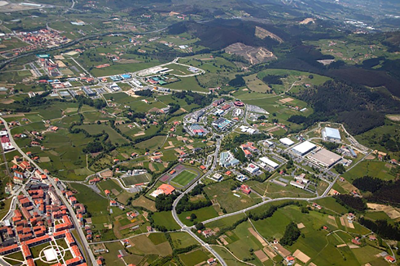 Parque Científico Tecnológico de Bizkaia - Destino de Softlanding
