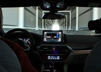 DEKRA, el coche conectado se hace realidad en el PTA