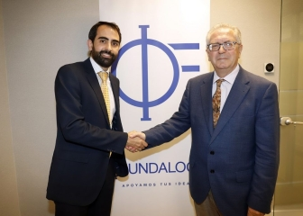 Fundalogy y el PTA firman un acuerdo para impulsar el emprendimiento empresarial