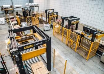 Innova Maquinaria, fabricante valenciano referente mundial en la tecnología de embalaje Stretch Hood, abre su delegación en México