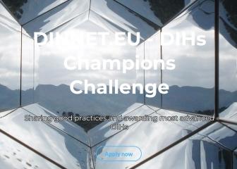La Comisión Europea convoca la DIHs Champion Challenge, iniciativa para reconocer a los dos mejores DIHs
