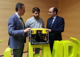 Nido Robotics gana el Premio Emprendedor XXI con sus robots y drones autónomos