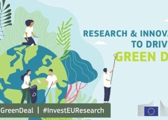 Nueva convocatoria del programa Horizonte 2020 dedicada al Pacto Verde Europeo