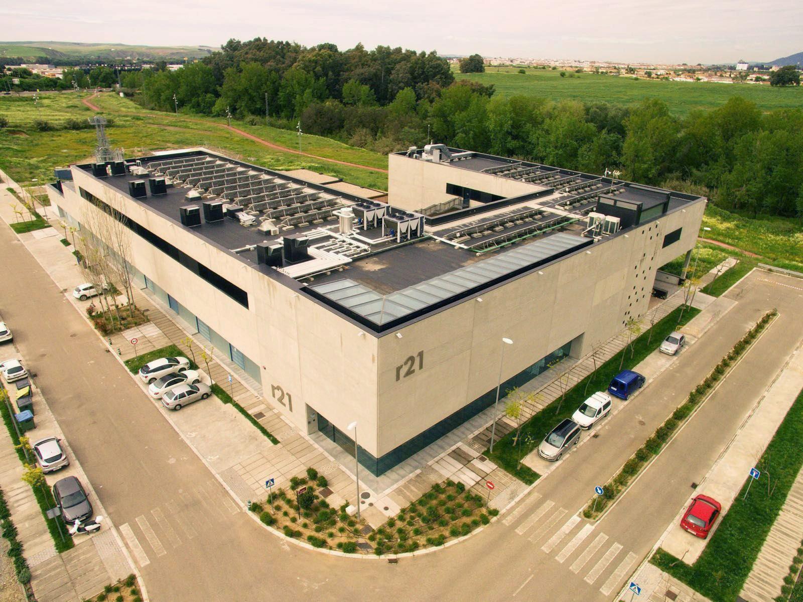 Parque Científico Tecnológico de Córdoba. Rabanales 21