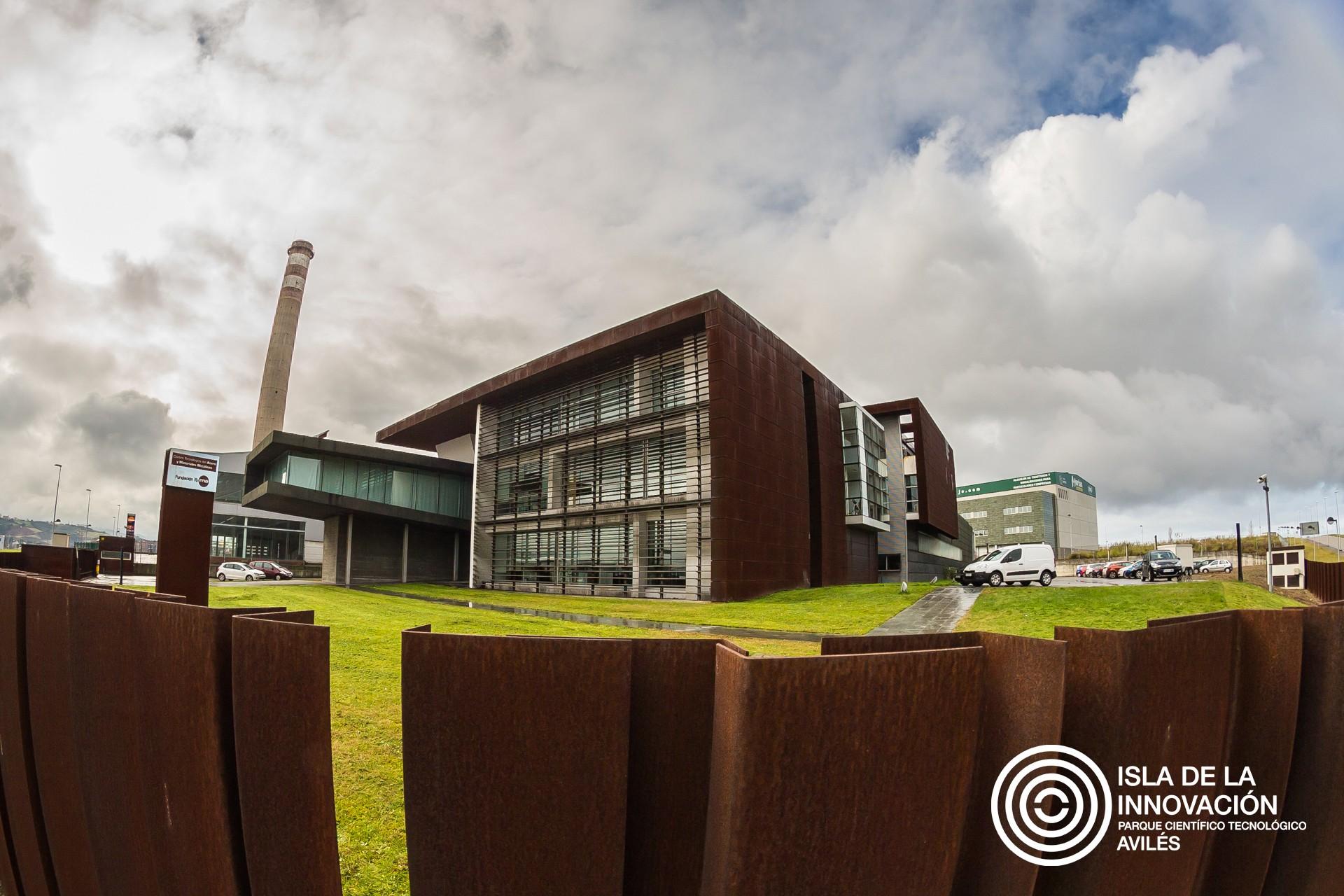 Parque Científico Tecnológico Avilés 'Isla de la Innovación'