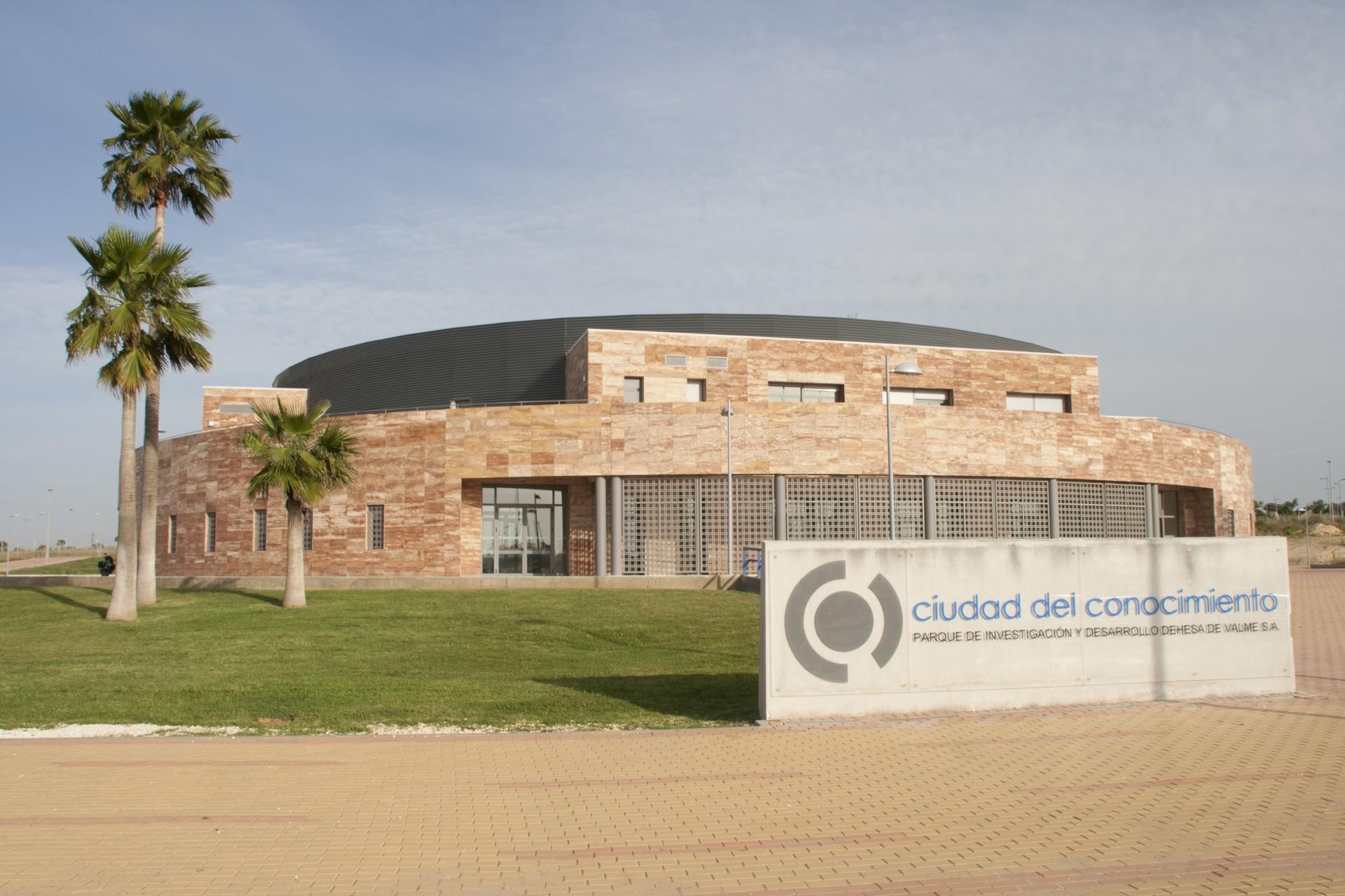 Ciudad del Conocimiento. Parque de Investigación y Desarrollo de Valme, S.A.