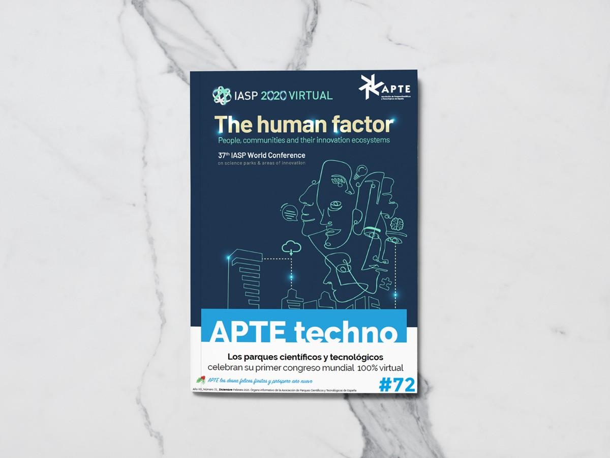 APTE Techno nº 72