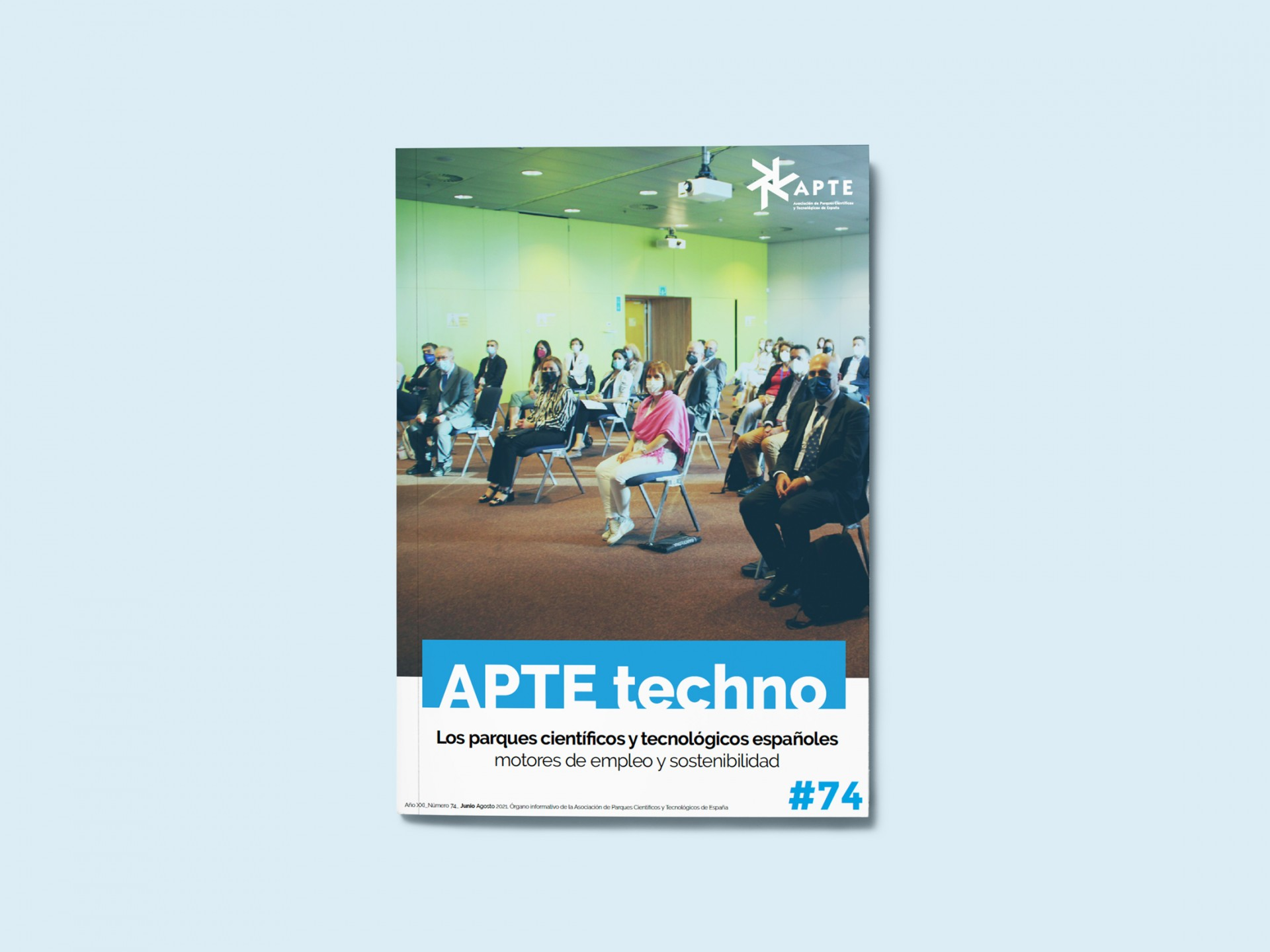 APTE Techno nº 74