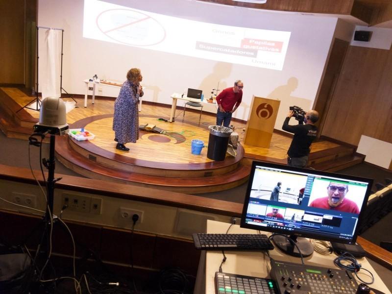 Ciencia y Tecnología en femenino arranca con un espectáculo online para más de 10.000 jóvenes