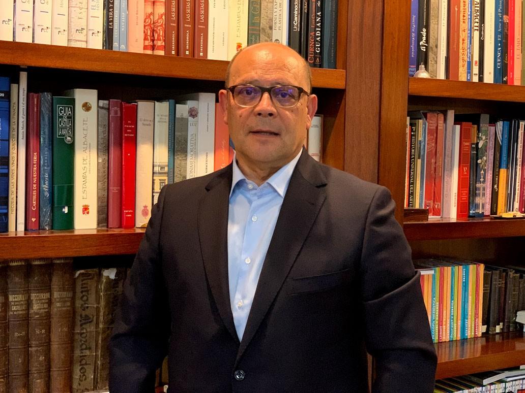 Entrevistamos a Agustín Moreno Campayo, director general del PCTCLM