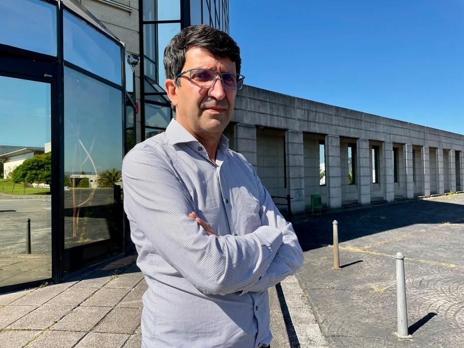 Entrevistamos a Javier Taibo, director general del Parque Tecnolóxico de Galicia - Tecnópole