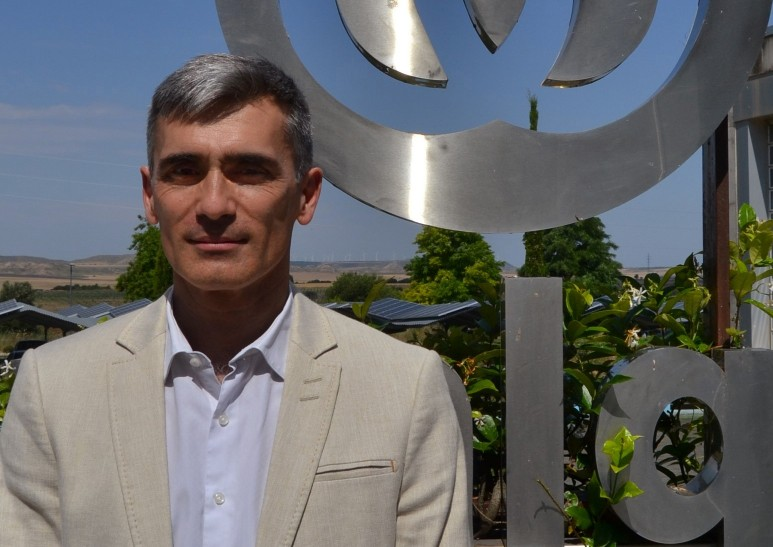Entrevistamos a Luis Carlos Correas Usón, director gerente del Parque Tecnológico Walqa