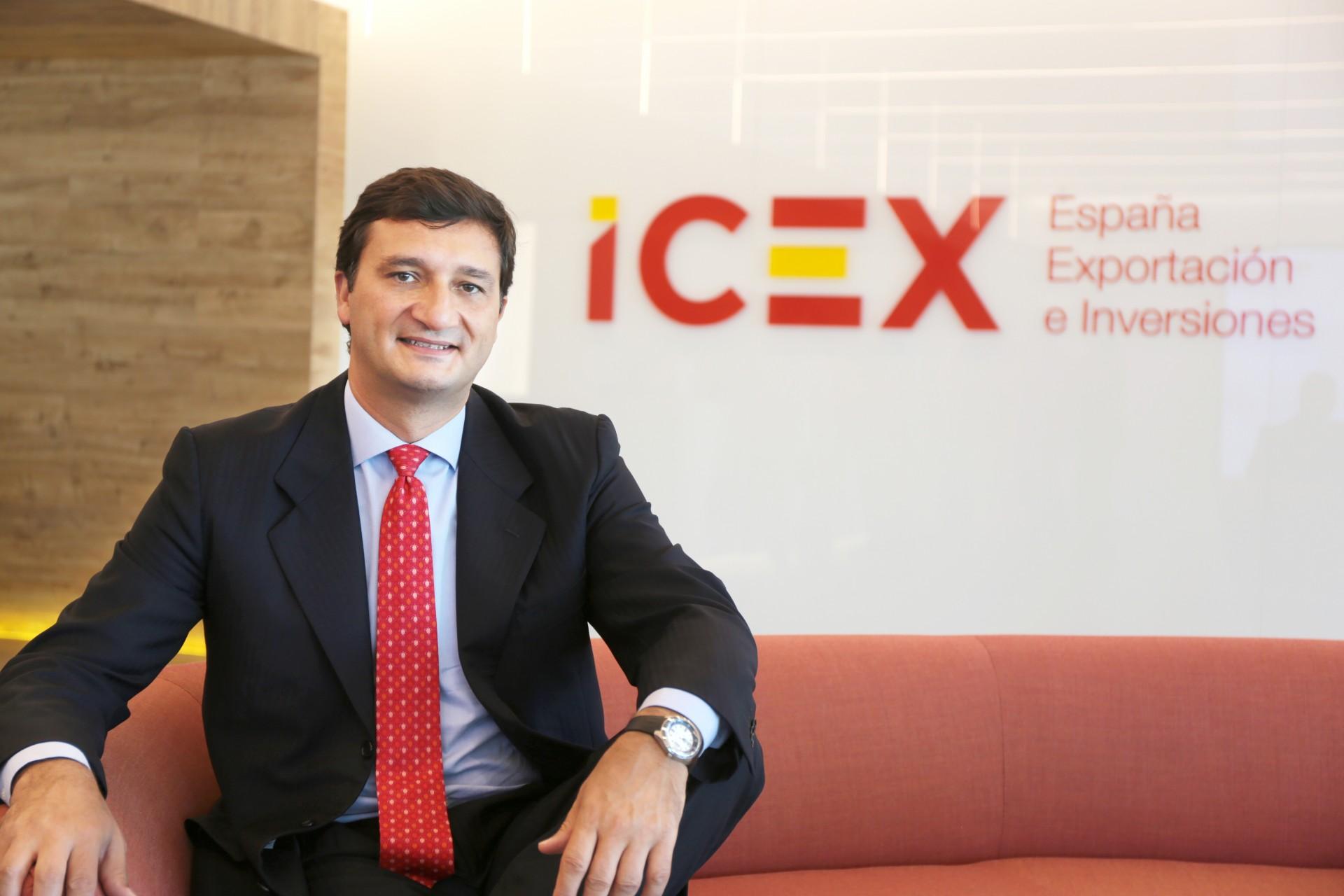 Hablamos con Francisco Javier Garzón, Consejero delegado del ICEX, de la importancia de los parques