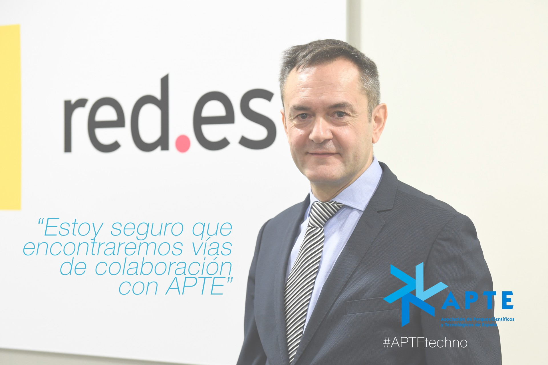 Hablamos con Jose Manuel Leceta, Director General de RED.es