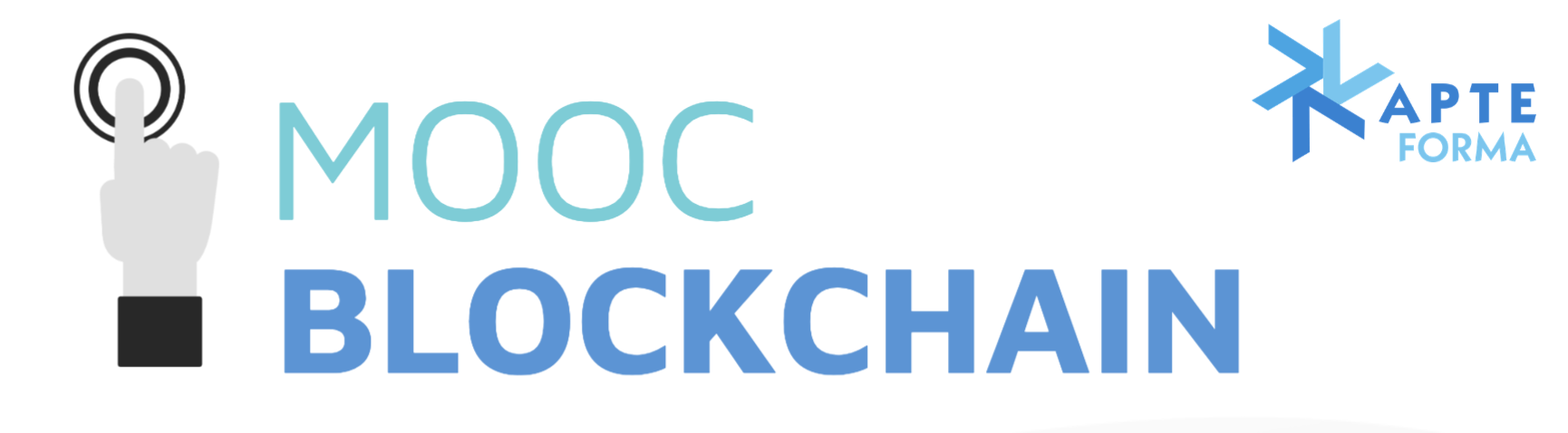 Infografía MOOC Blockchain