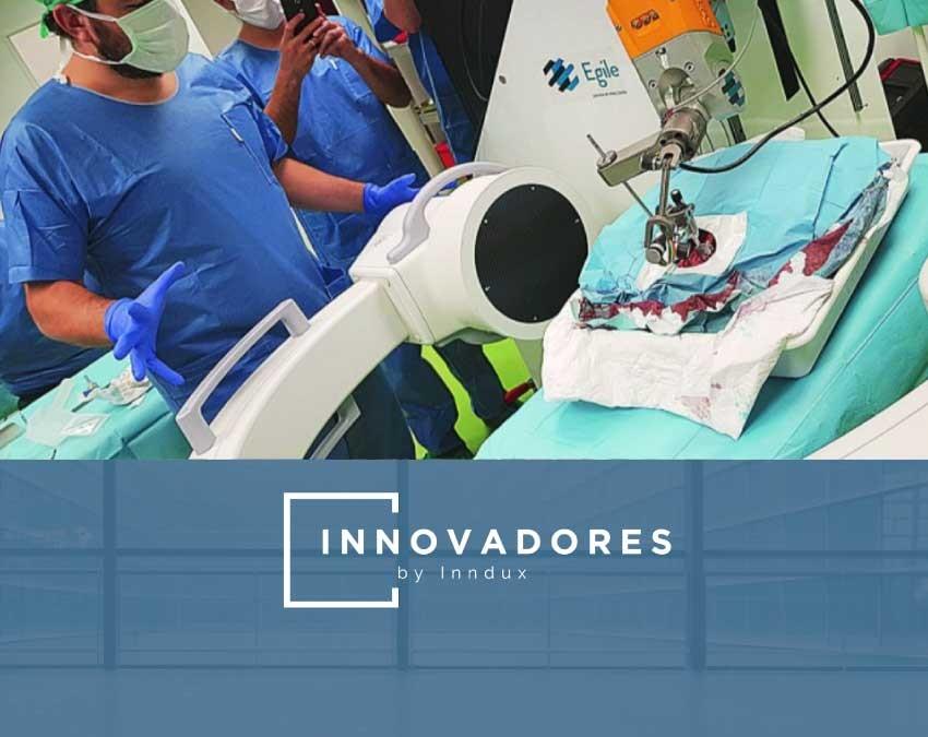Robots en el quirófano para ayudar en las cirugías de espalda